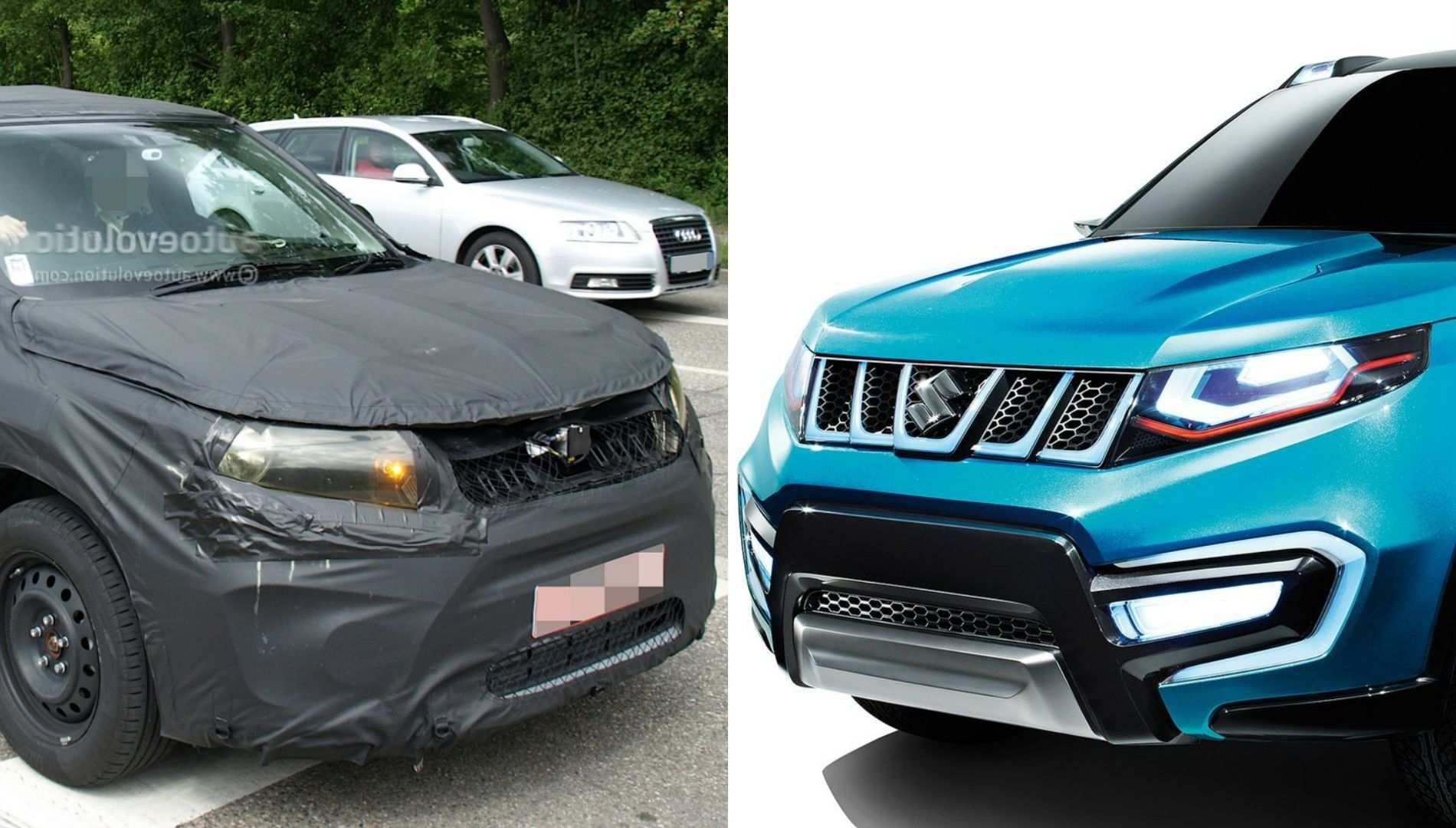 98 All New 2020 Suzuki Grand Vitara Preview Release Date by 2020 Suzuki Grand Vitara Preview