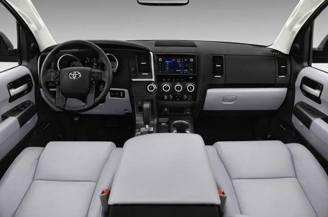 98 All New 2020 Toyota Sequoia Model by 2020 Toyota Sequoia