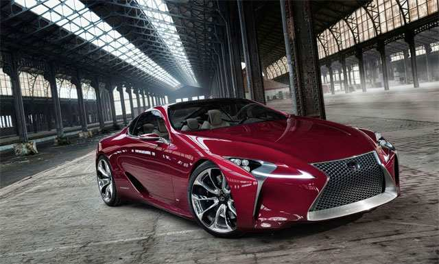 98 All New Lexus 2020 Lc Redesign by Lexus 2020 Lc