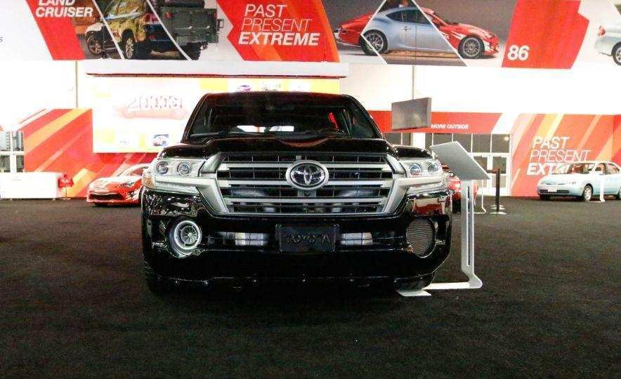 98 Best Review Toyota Land Cruiser New New Concept 2020 Release with Toyota Land Cruiser New New Concept 2020