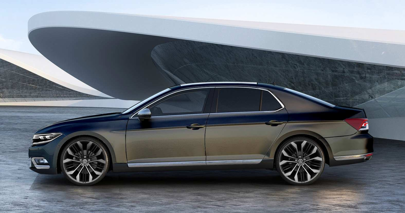 98 Best Review VW Phaeton 2020 Rumors for VW Phaeton 2020