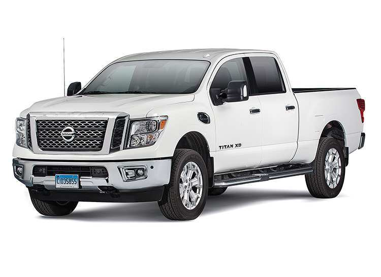 98 Concept of 2016 Nissan Titan XD Release Date for 2016 Nissan Titan XD