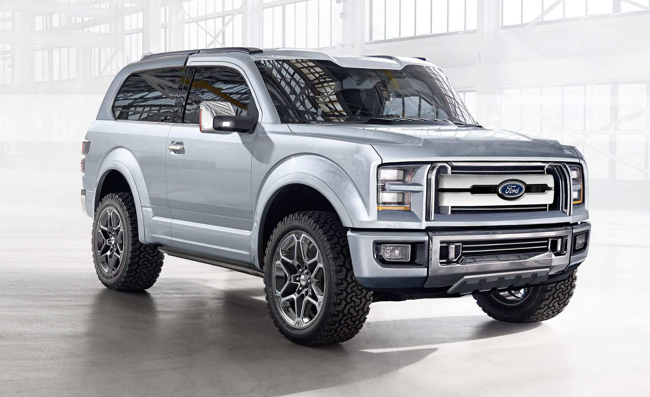 98 Concept of 2020 Ford Bronco Spesification for 2020 Ford Bronco