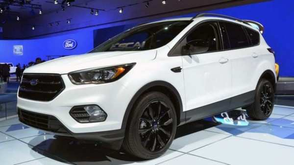 98 Concept of 2020 Ford Escape Specs and Review by 2020 Ford Escape