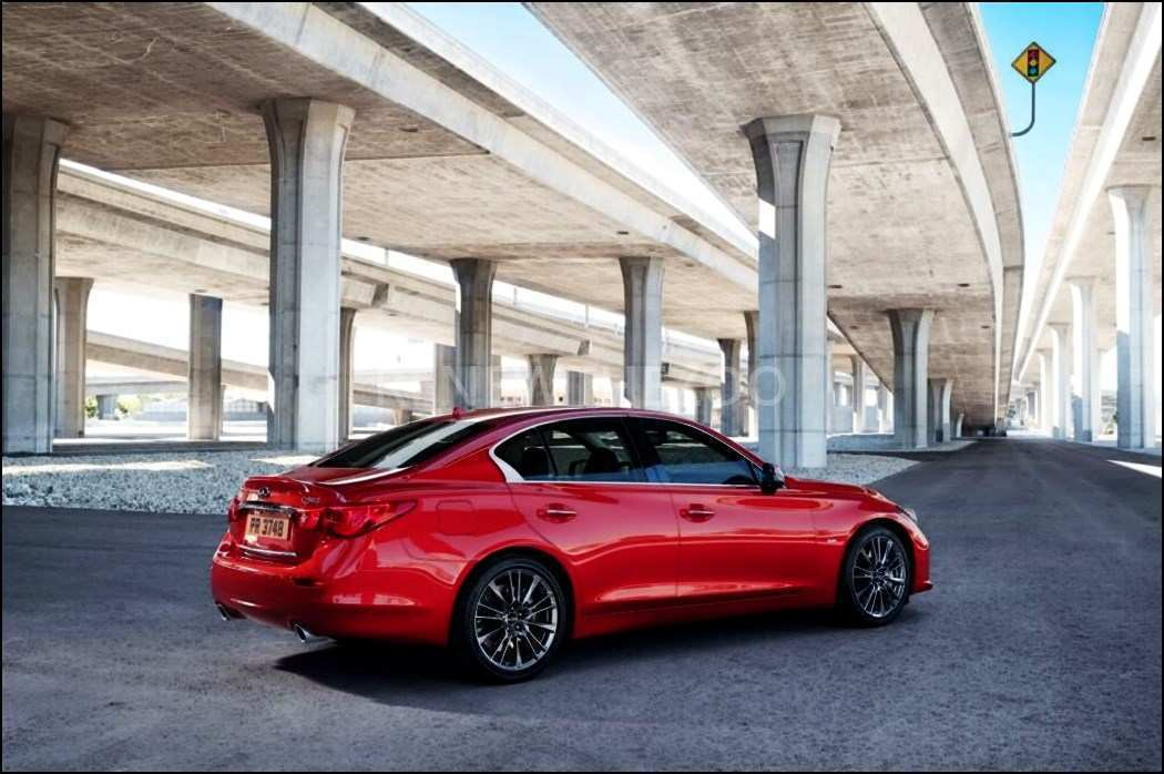 98 Concept of 2020 Infiniti Red Sport History for 2020 Infiniti Red Sport
