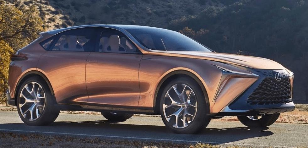 98 Concept of 2020 Lexus Nx Redesign with 2020 Lexus Nx
