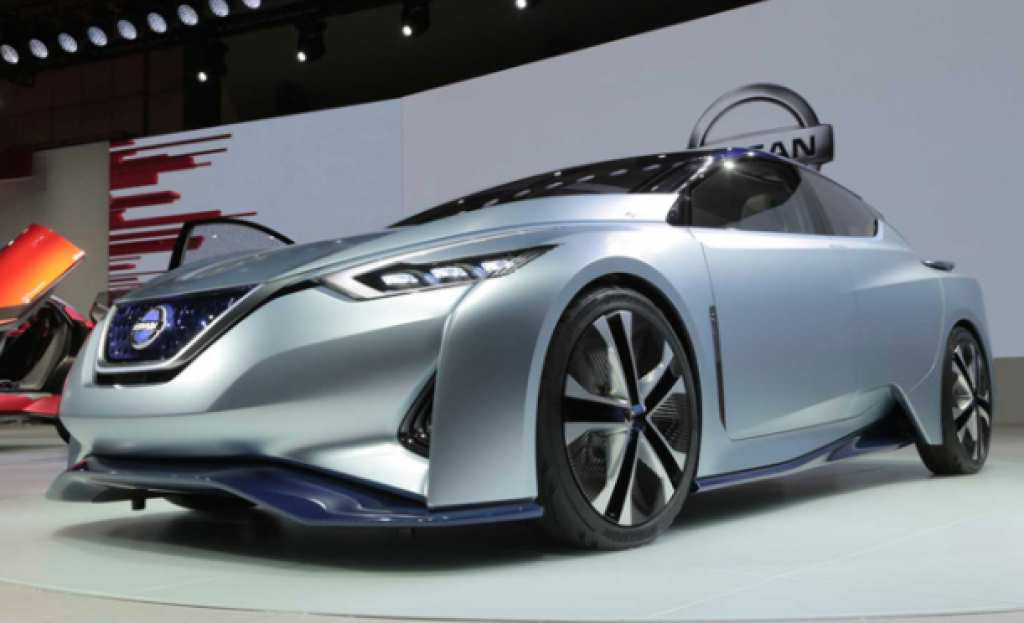 98 Concept of 2020 Nissan Leaf E Plus Concept for 2020 Nissan Leaf E Plus