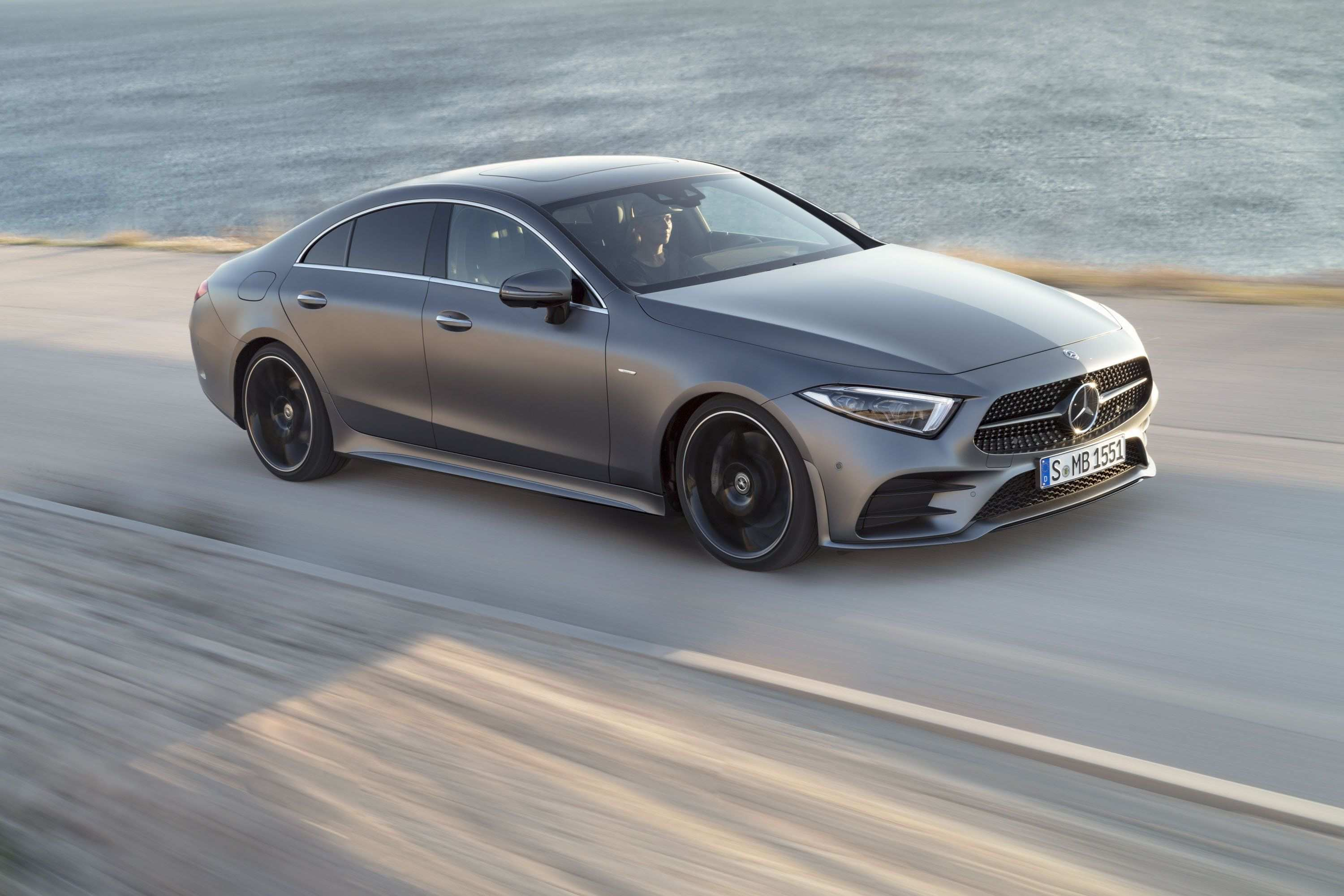 98 Concept of Mercedes Cls 2020 Exterior Redesign and Concept for Mercedes Cls 2020 Exterior