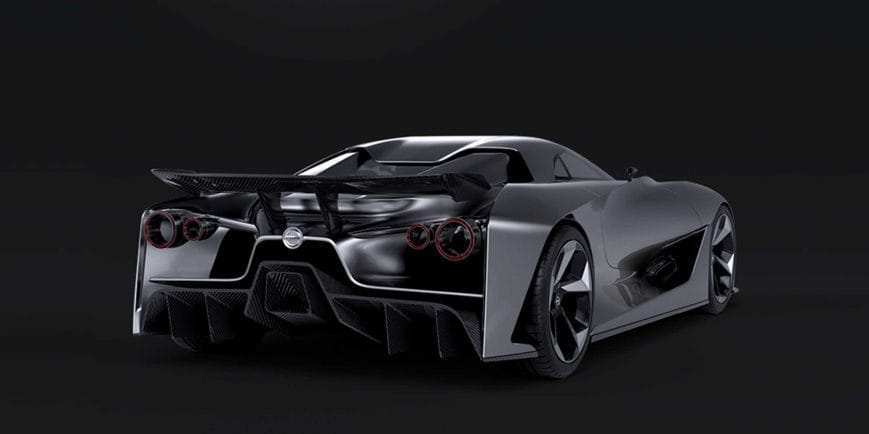 98 Concept of Nissan 2020 Sports Car First Drive with Nissan 2020 Sports Car