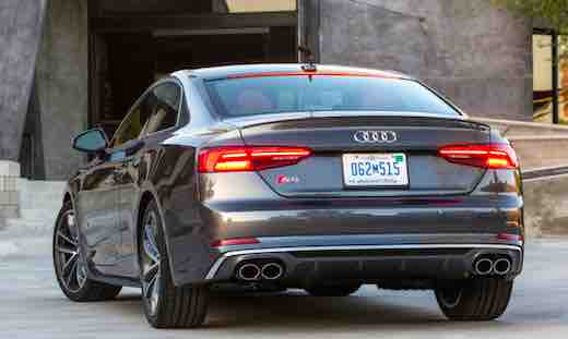 98 Gallery of 2020 Audi S5 Speed Test with 2020 Audi S5