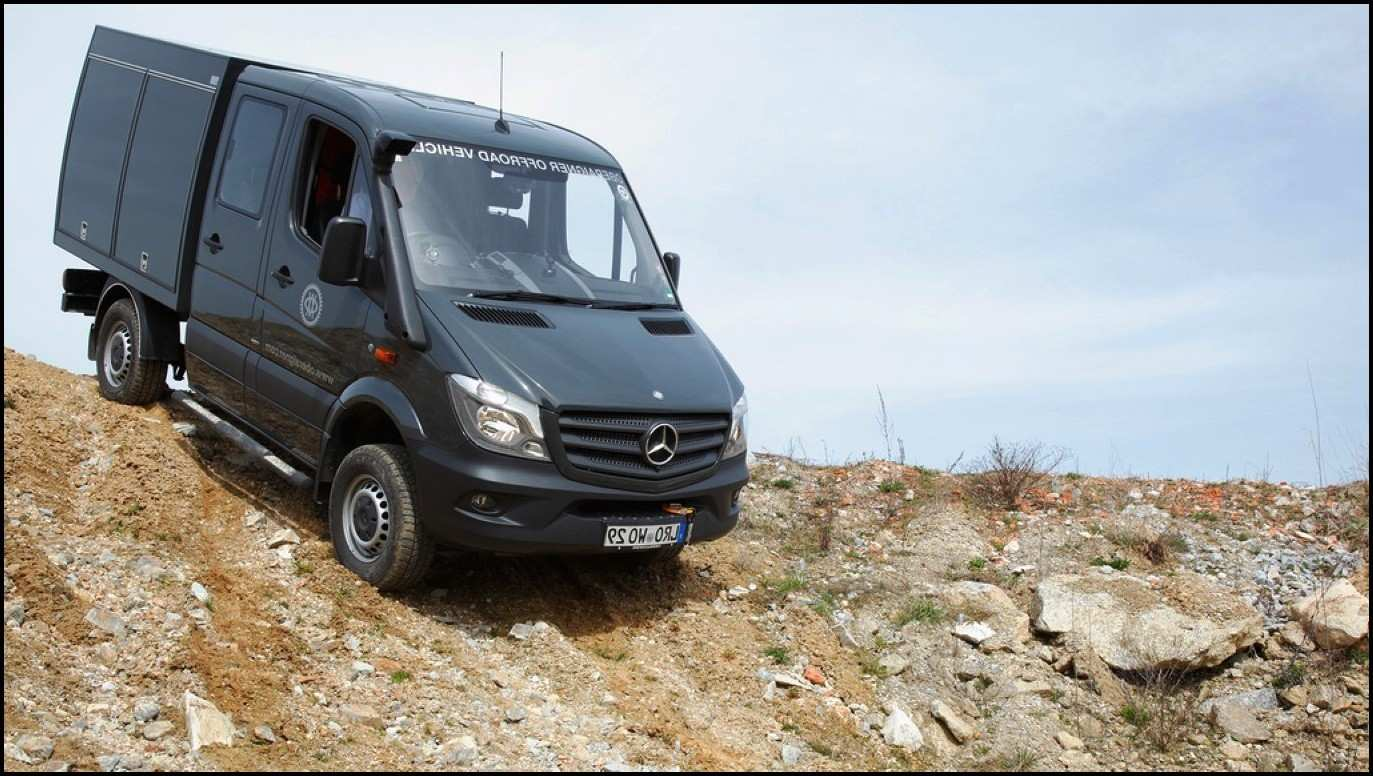 98 Gallery of 2020 Mercedes Van Speed Test for 2020 Mercedes Van
