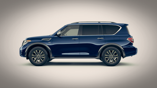 98 Gallery of 2020 Nissan Armada Specs by 2020 Nissan Armada