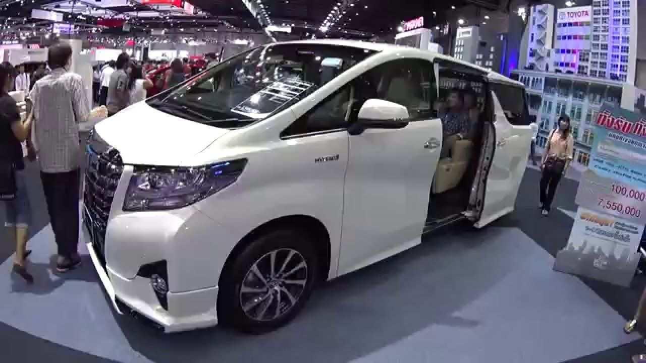 Kekurangan Toyota Alphard 2018 Review