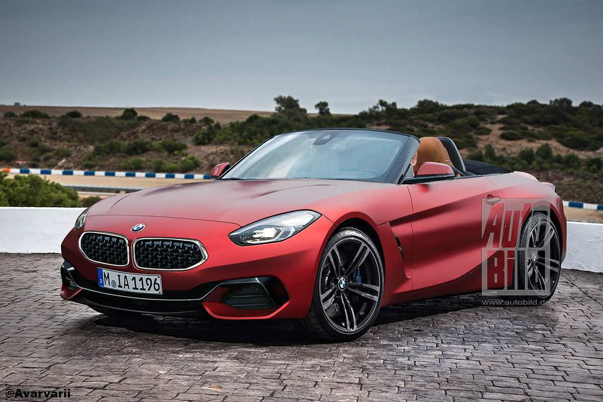98 Great 2020 BMW Z4 Roadster Concept by 2020 BMW Z4 Roadster