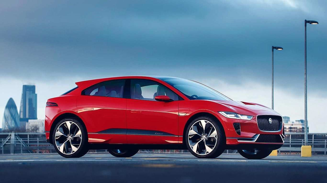 98 Great Jaguar I Pace 2020 Exterior Spy Shoot with Jaguar I Pace 2020 Exterior