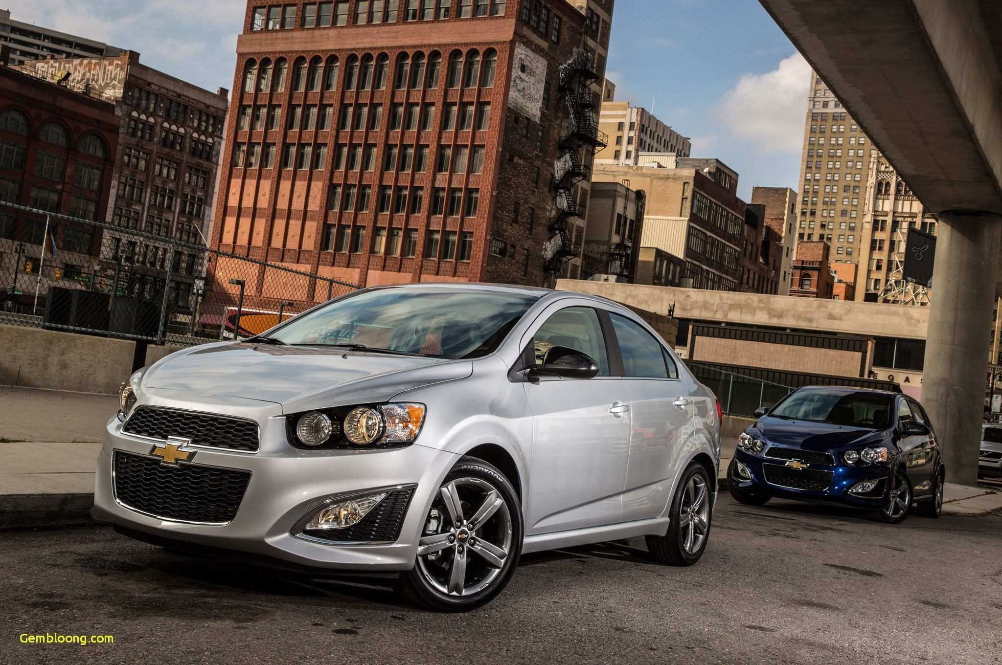 2020 Chevy Sonic Ss Ev Rs Research New