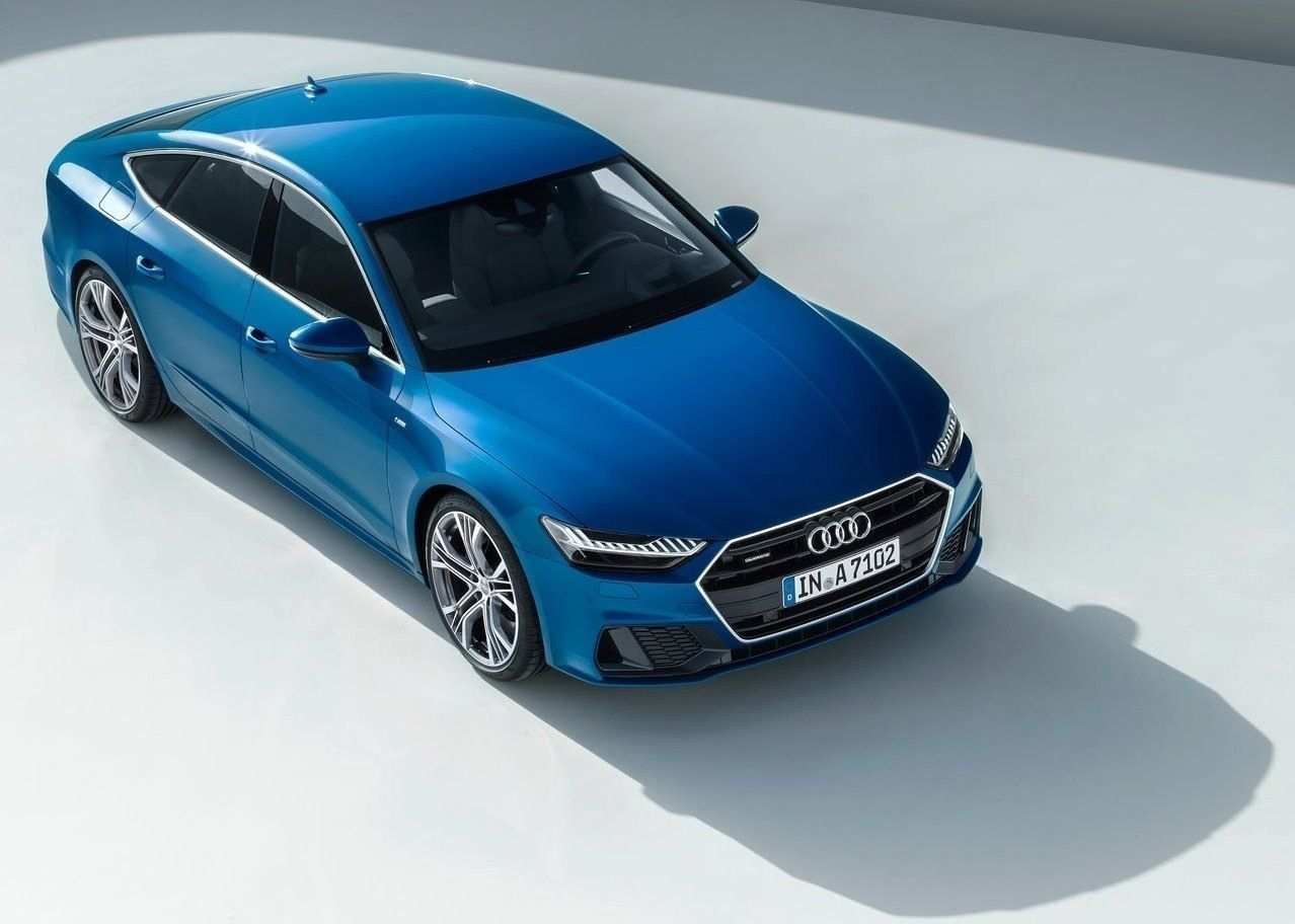 98 The 2020 Audi A7 Colors Exterior and Interior with 2020 Audi A7 Colors