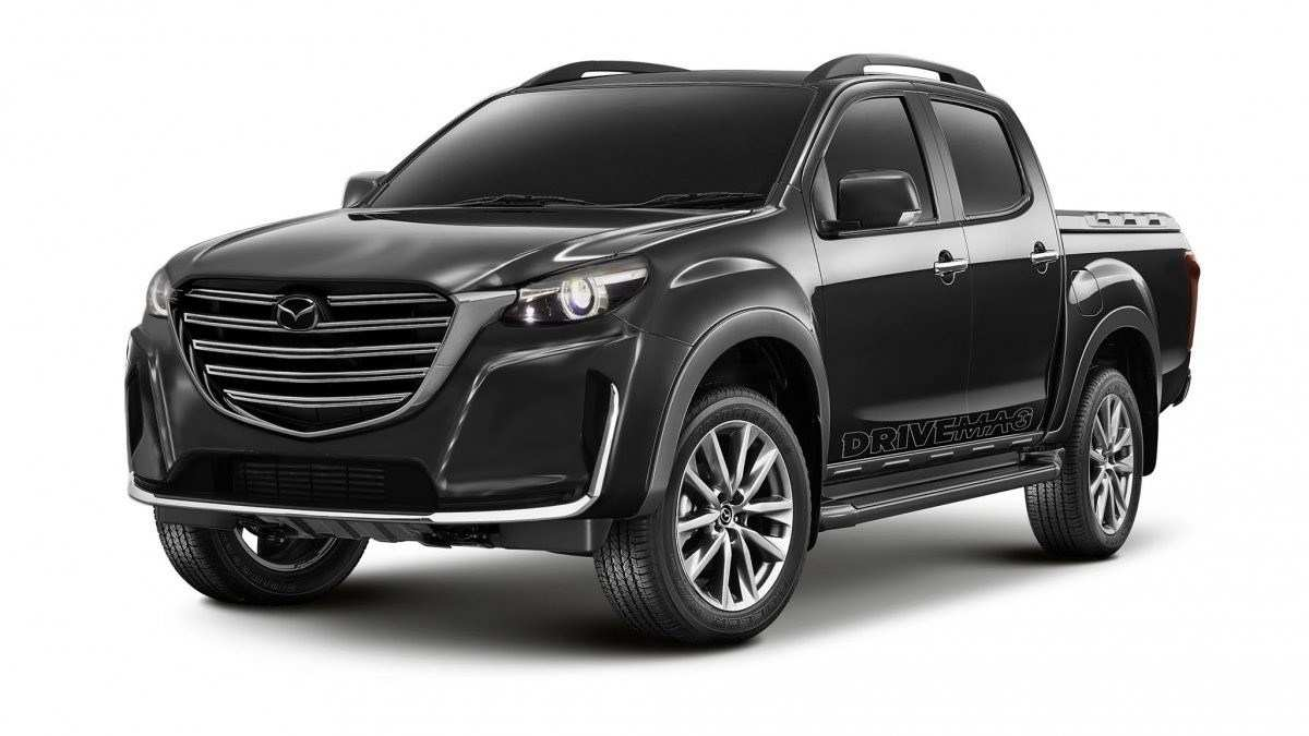 98 The 2020 Mazda Bt 50 Exterior Date Release Date for 2020 Mazda Bt 50 Exterior Date