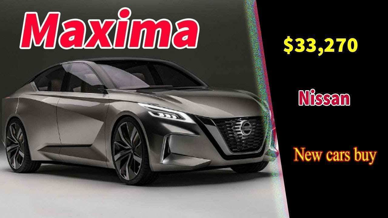 98 The 2020 Nissan Maxima New Concept Release Date by 2020 Nissan Maxima New Concept