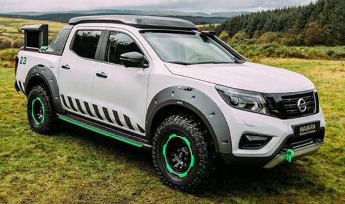 98 The 2020 Nissan Navara New Concept for 2020 Nissan Navara