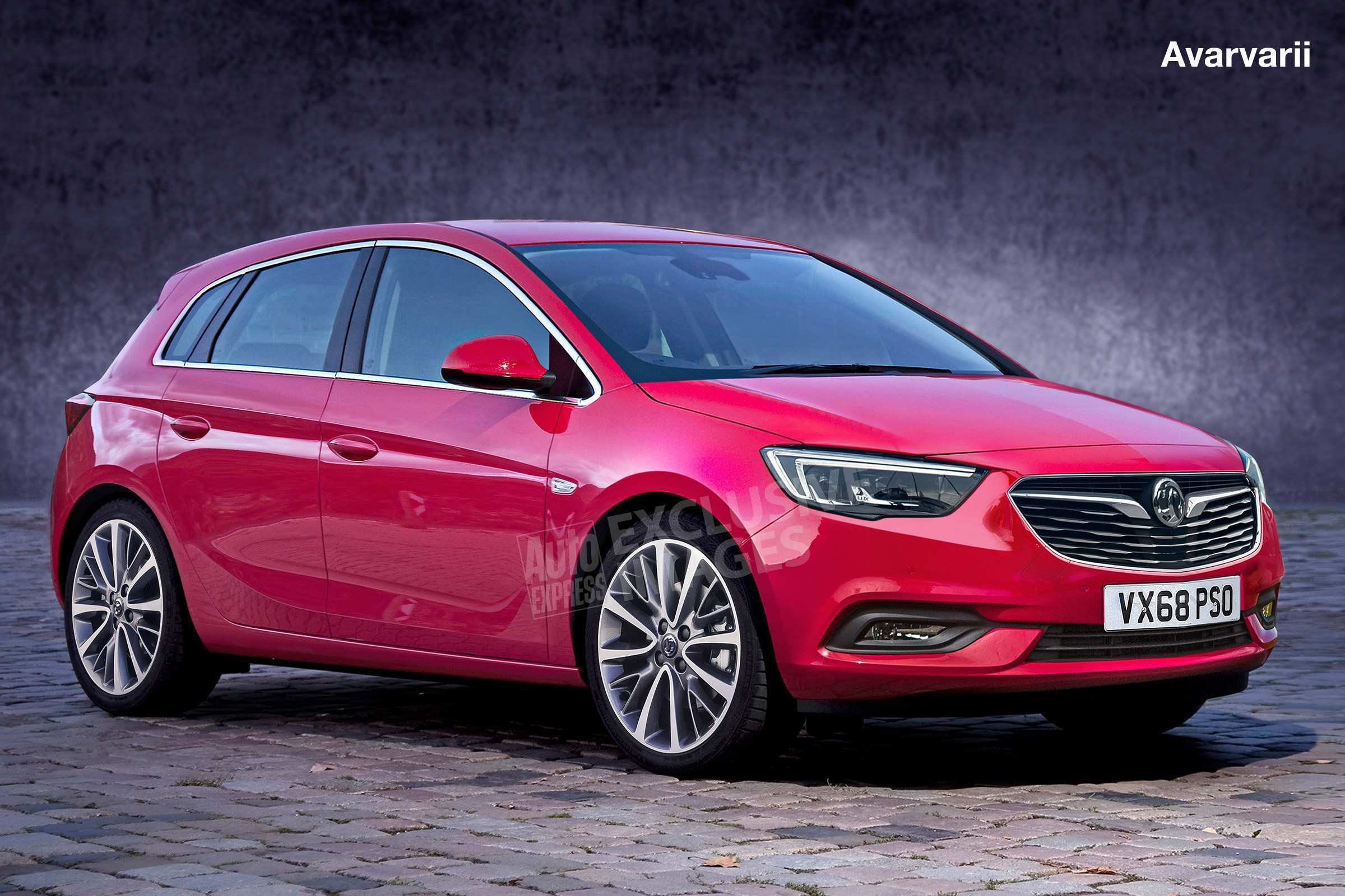 98 The 2020 Opel Corsa 2018 Spy Shoot for 2020 Opel Corsa 2018