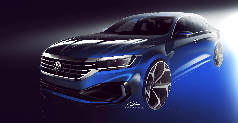 98 The Volkswagen Passat 2020 New Concept Performance with Volkswagen Passat 2020 New Concept