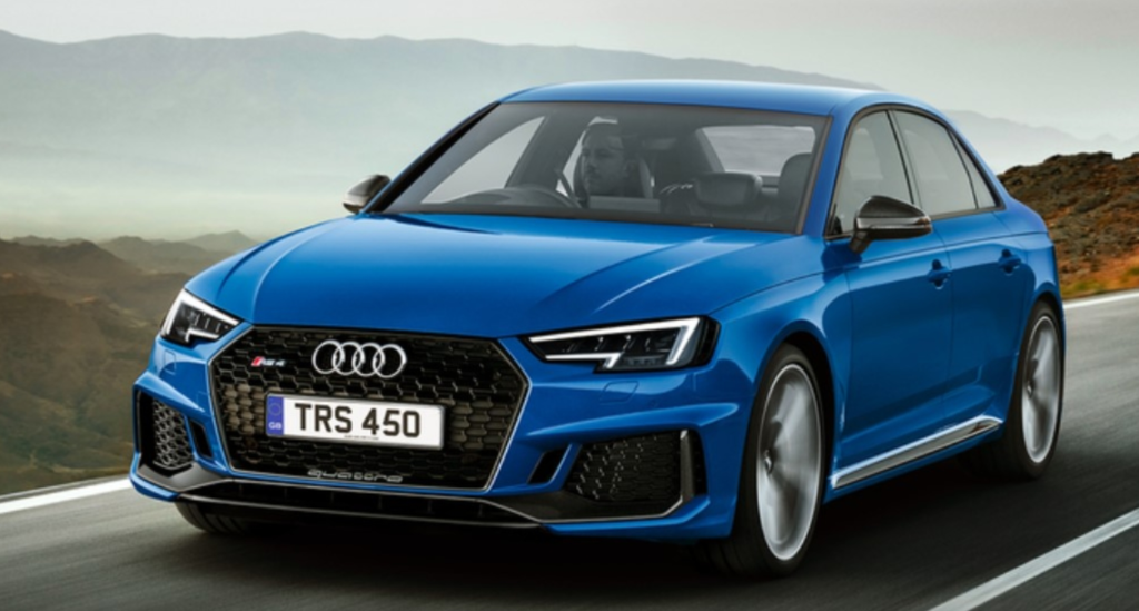 99 All New 2020 Audi Rs4 Rumors by 2020 Audi Rs4