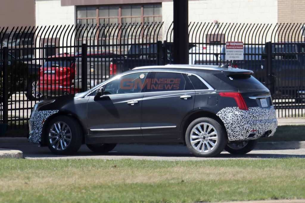 99 All New 2020 Cadillac SRX Photos for 2020 Cadillac SRX