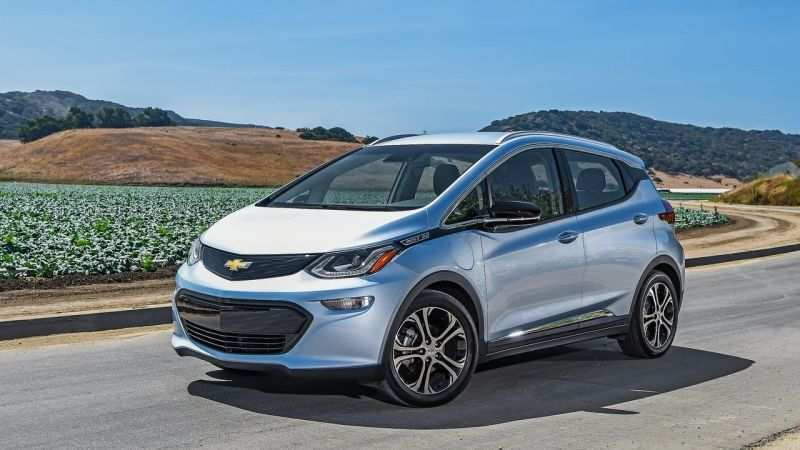99 All New 2020 Chevrolet Volt History by 2020 Chevrolet Volt