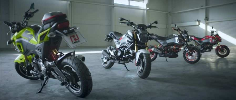 99 All New 2020 Honda Grom Colors New Concept with 2020 Honda Grom Colors