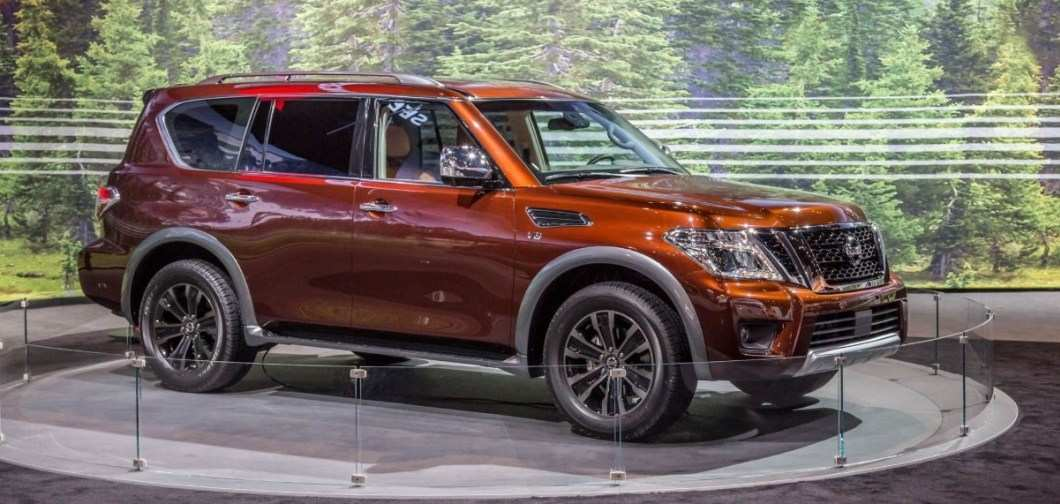 99 All New 2020 Nissan Armada Price for 2020 Nissan Armada