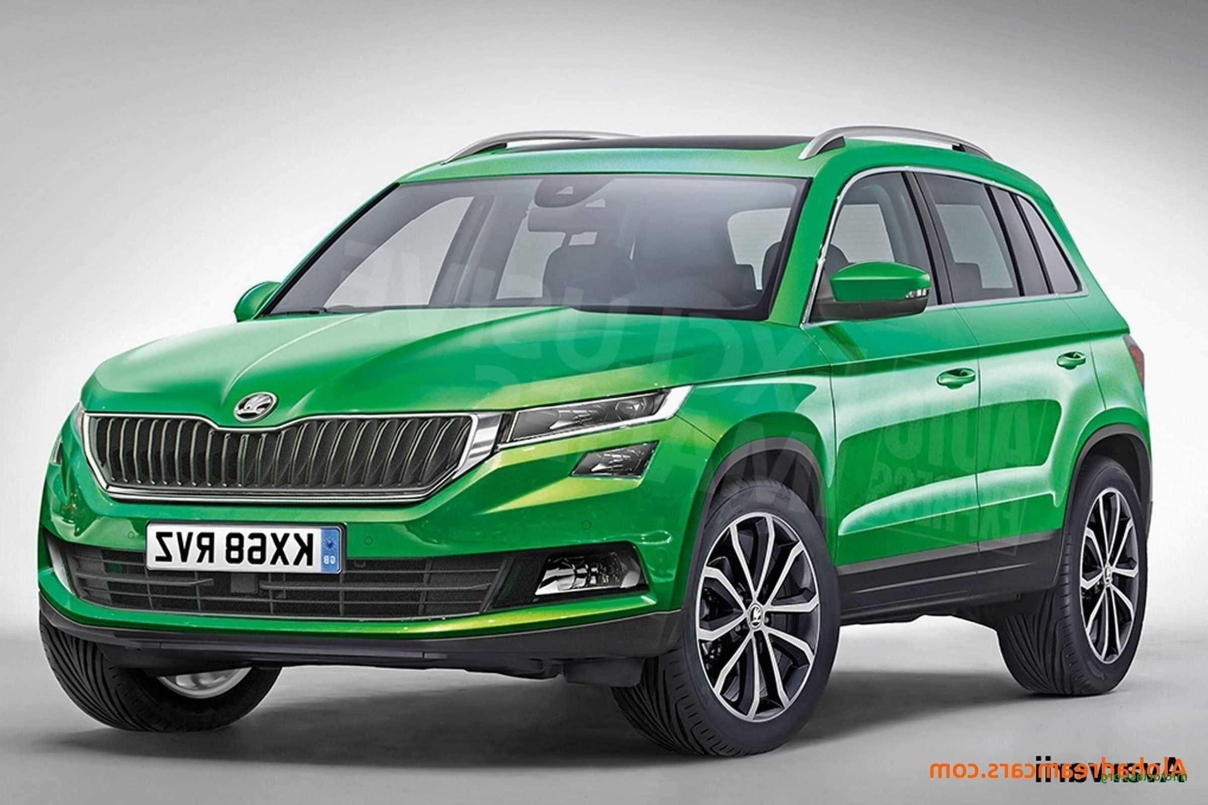 99 All New 2020 Skoda Snowman Full Preview New Concept by 2020 Skoda Snowman Full Preview