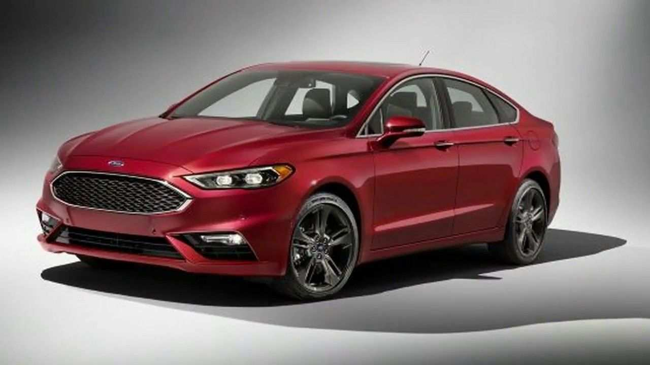 99 All New 2020 The Spy Shots Ford Fusion Configurations by 2020 The Spy Shots Ford Fusion