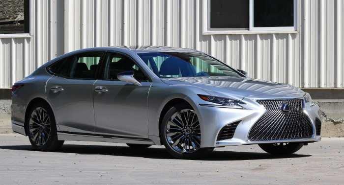 99 All New Lexus Ls 2020 Rumors with Lexus Ls 2020