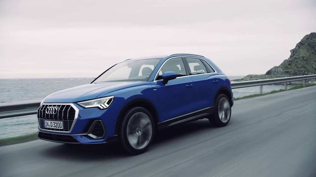 99 Best Review 2020 Audi Q3 Exterior with 2020 Audi Q3