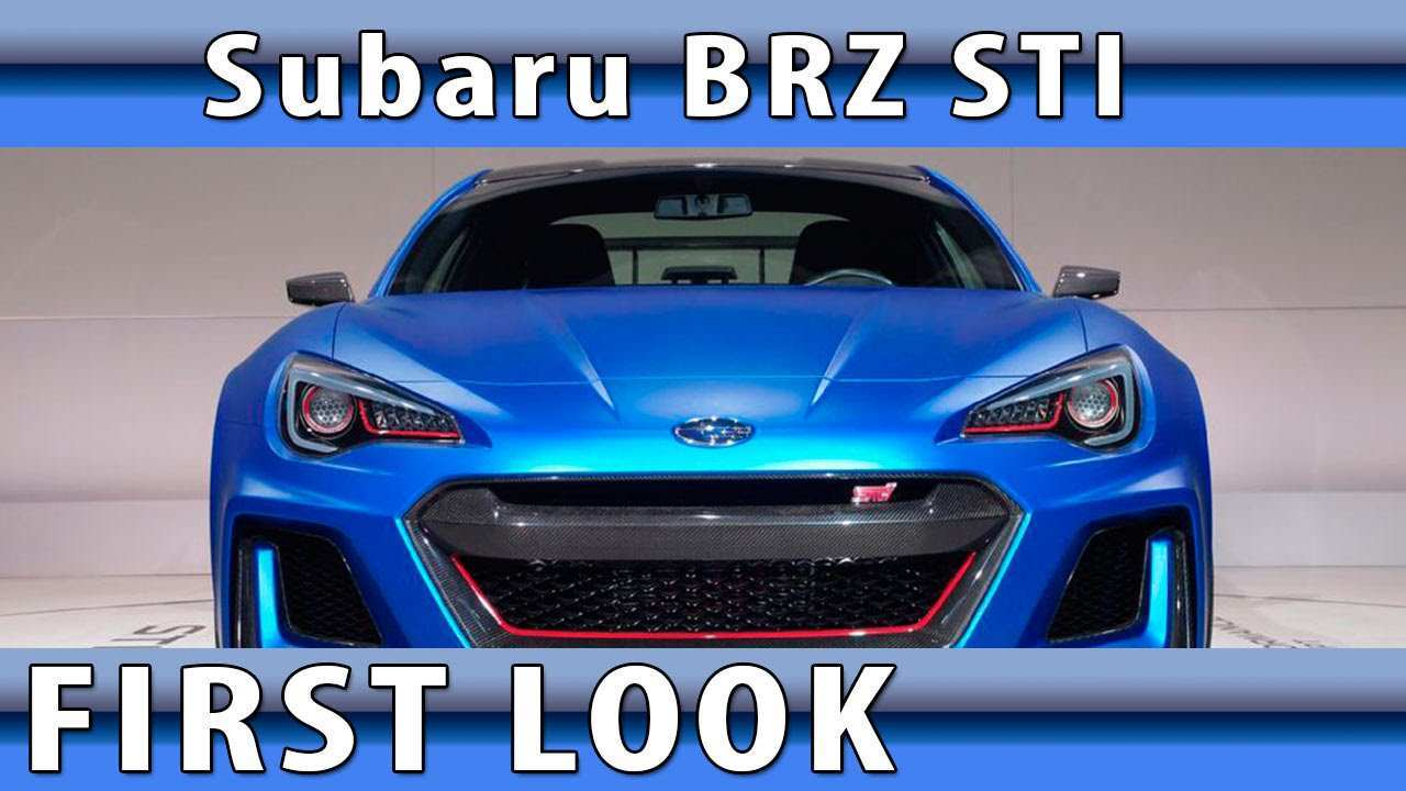 99 Best Review 2020 Subaru Brz Sti Engine for 2020 Subaru Brz Sti