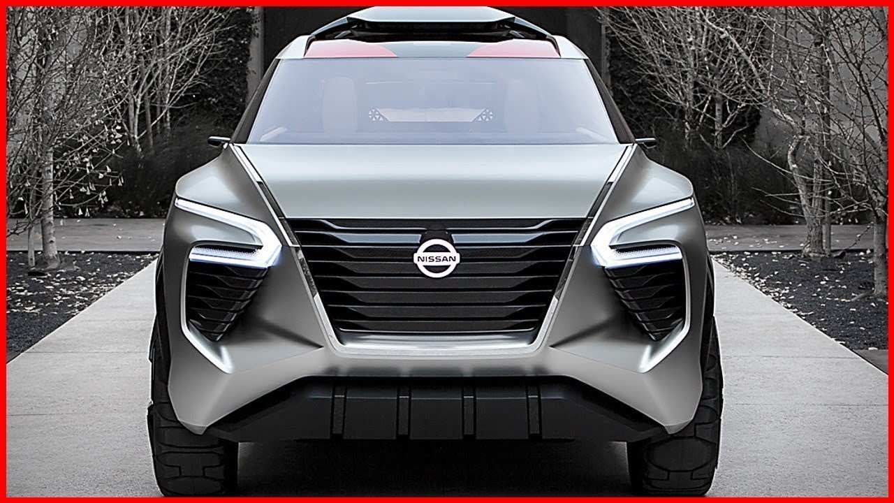 99 Best Review Nissan X Trail 2020 New Concept First Drive with Nissan X Trail 2020 New Concept