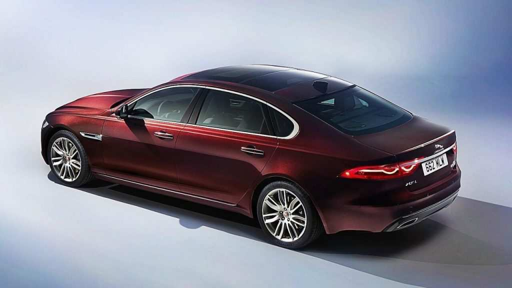 99 Concept of 2020 Jaguar XJ Interior with 2020 Jaguar XJ