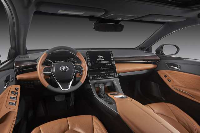 99 Concept of 2020 Toyota Avalon Hybrid Concept with 2020 Toyota Avalon Hybrid