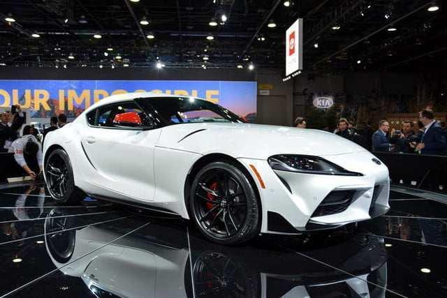 99 Concept of 2020 Toyota Supra Spy Shoot for 2020 Toyota Supra