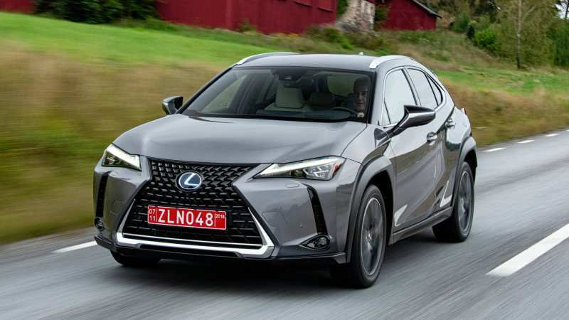 99 Concept of Lexus Ux 2020 Dimensions Performance for Lexus Ux 2020 Dimensions
