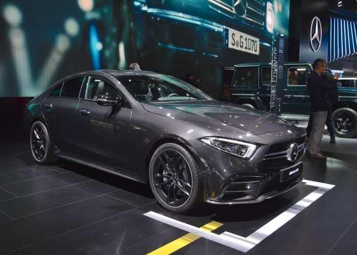 99 Concept of Mercedes Cls 2020 Exterior Configurations for Mercedes Cls 2020 Exterior