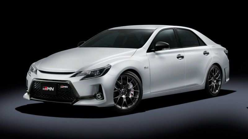 99 Concept of Toyota Mark X 2020 Redesign for Toyota Mark X 2020