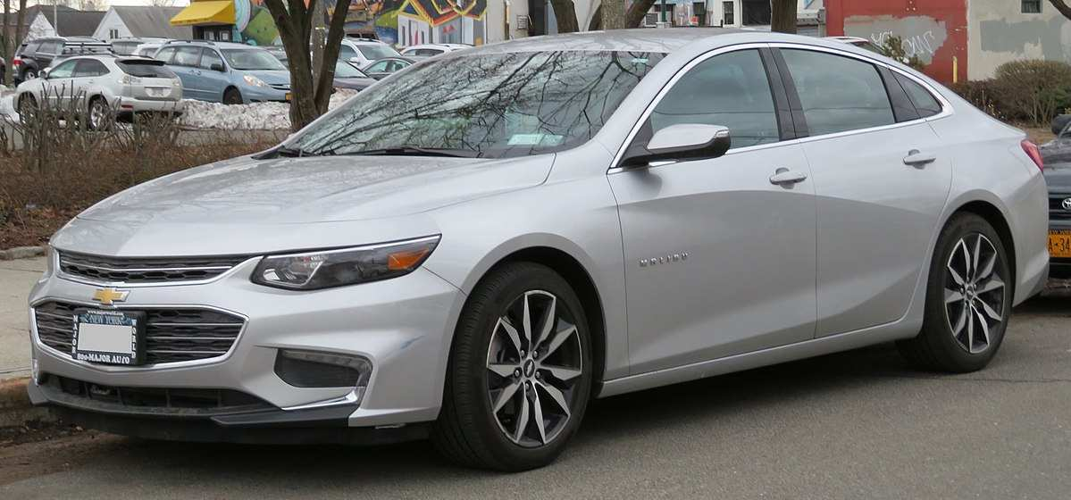 99 Gallery of 2020 Chevy Malibu Ss Exterior with 2020 Chevy Malibu Ss
