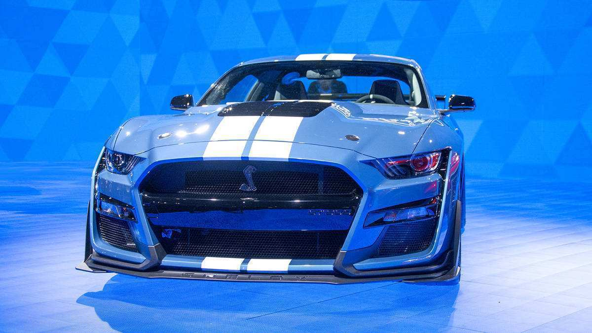 99 Gallery of 2020 Ford GT500 Research New by 2020 Ford GT500