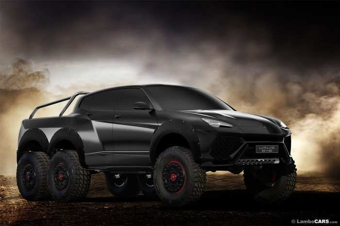 99 Gallery of 2020 Lamborghini Urus Speed Test by 2020 Lamborghini Urus