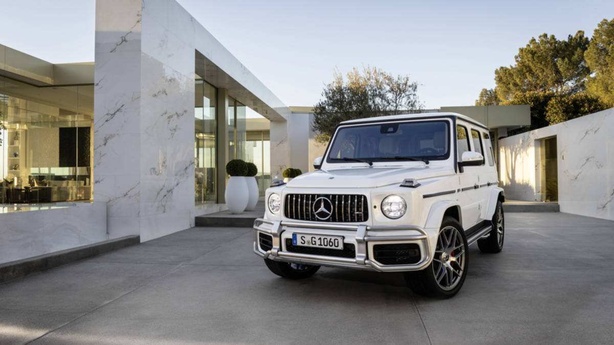 99 Gallery of Mercedes G63 2020 Exterior Configurations by Mercedes G63 2020 Exterior