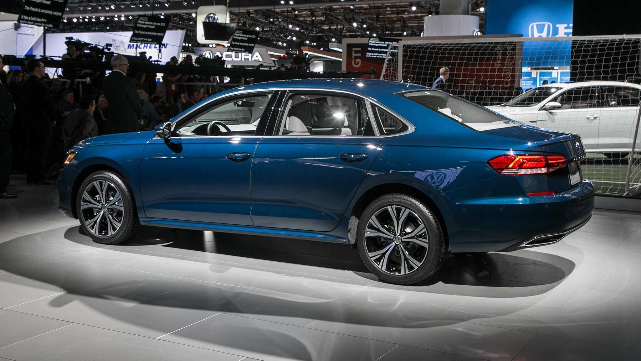 99 Gallery of VW 2020 Passat Model with VW 2020 Passat