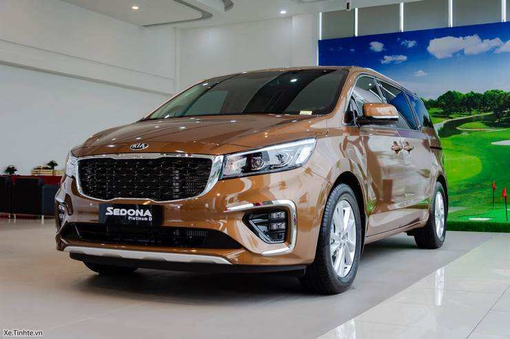 99 Gallery of Xe Kia Sedona 2019 Redesign and Concept for Xe Kia Sedona 2019