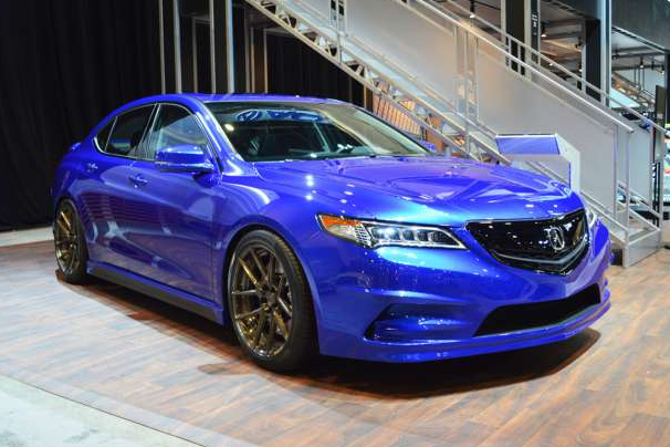 99 Great 2020 Acura Tl Type S New Concept by 2020 Acura Tl Type S